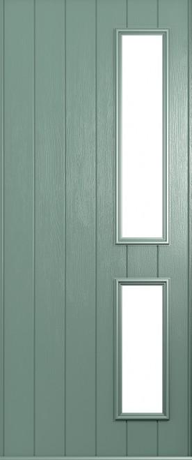Contemporary Solidor Composite Doors